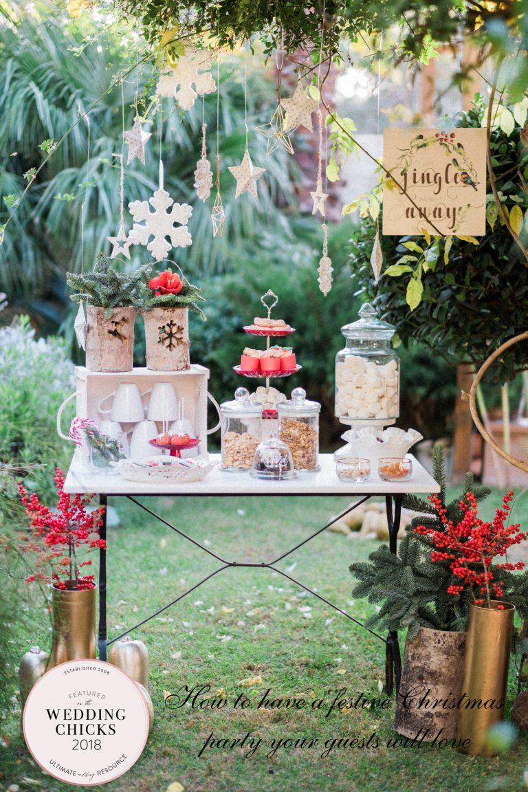 How to Have a Festive Christmas Party Your Guests Will Love2